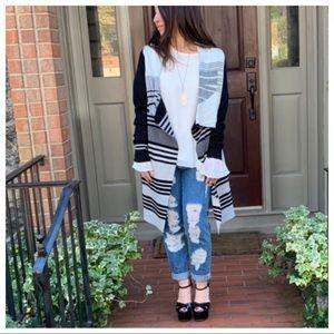 Jackets & Blazers - Gorgeous open style sweater jacket